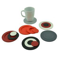 mix-it rood wit zwart oke