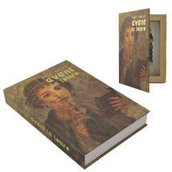 Selfshelf Open Book linnen Avant la lettre vrouw