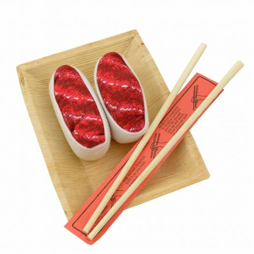 sokken sushi tonijn
