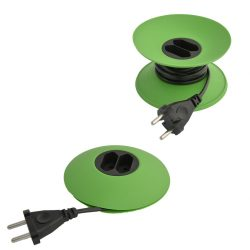 cable disk groen