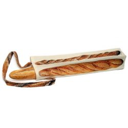 Baguette Tas met hengsel - Stokbrood - L 56 x B 10 cm