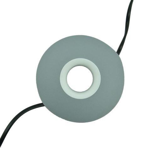 Snoeren wegwerken met XL Cable Organizer - Grijs / Wit